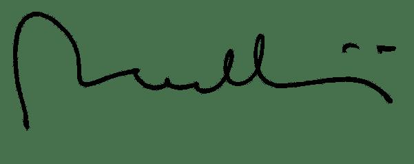 firma paolo perbellini