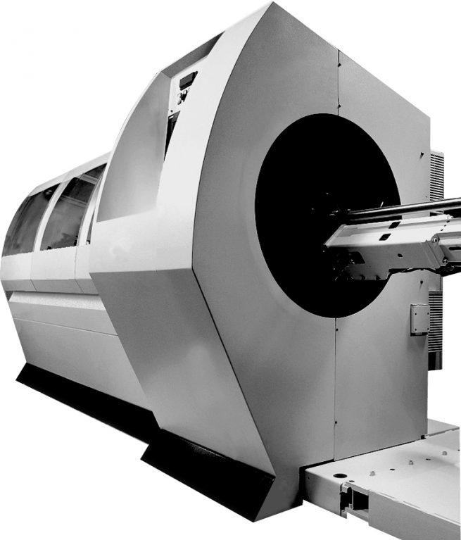 Industrial design carrozzeria macchina curvatubi BLM Group