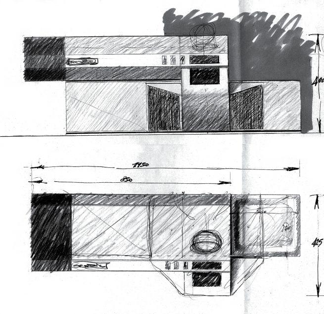 031 INTERNO OROTIG TITEC 60L DESIGN CARROZZERIE PER MACCHINE UTENSILI