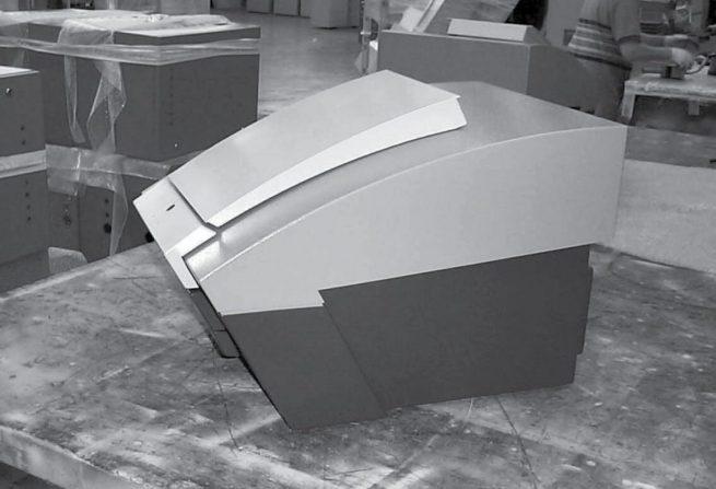 032 INTERNO NEXT FACTORY DIGITAL WAX 02 DESIGN CARROZZERIE PER MACCHINE UTENSILI