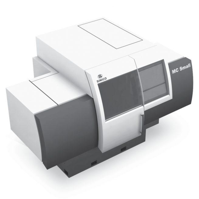 Design carrozzeria macchina transfer SINICO, Designer Industriale