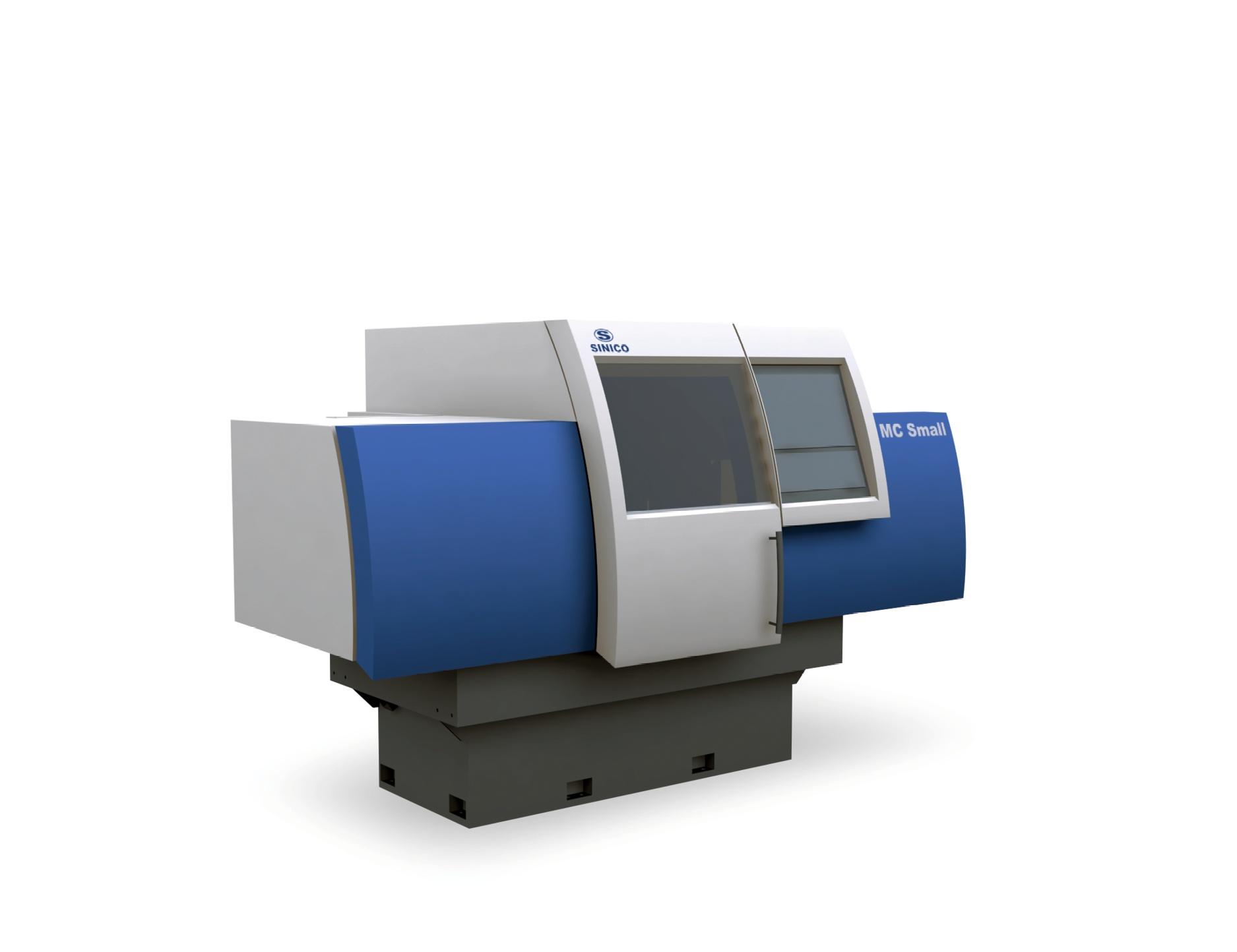 034 PORTFOLIO SINICO TOP 1000 CNC Industrial design ed engineering della carrozzeria per Macchina Transfer