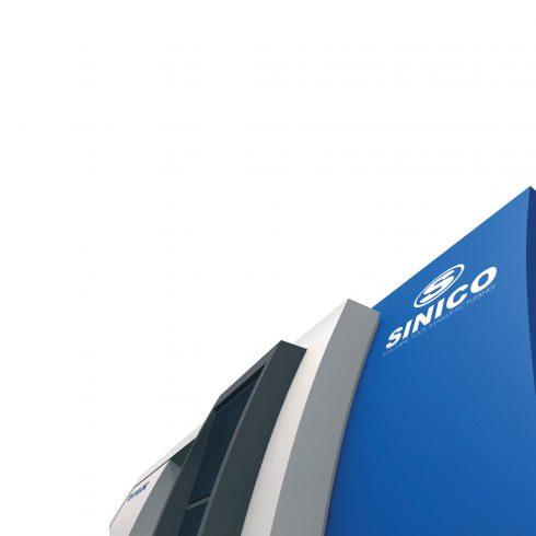 035 PORTFOLIO SINICO TOP 2100 CNC DESIGN CARROZZERIE PER MACCHINE UTENSILI