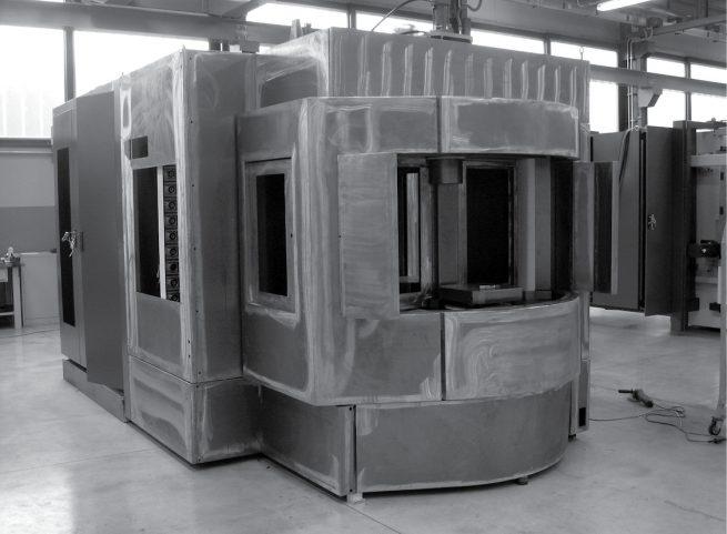 industrial design macchine utensili carrozzeria macchina transfer