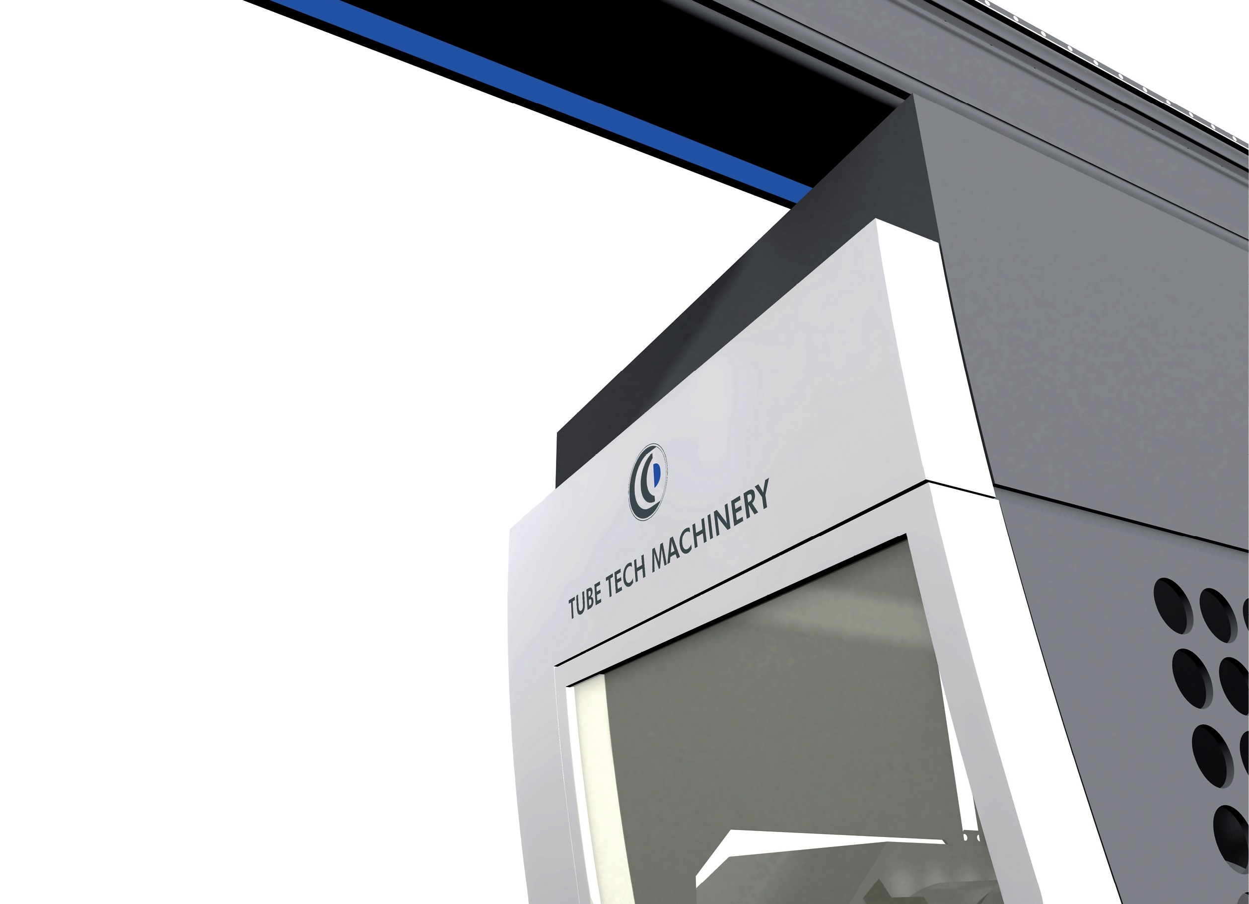 Industrial design carrozzeria macchina laser tube TTM