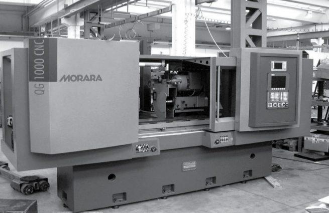 Industrial Design carrozzeria macchina rettificatrice Morara