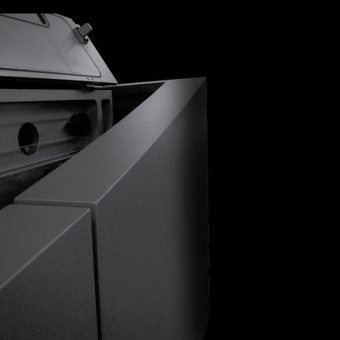 047 PORTFOLIO SASIB SIGMA GAMMA ETA 2 Industrial design ed engineering delle carrozzerie per macchine per la produzione di sigarette.