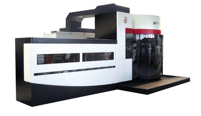 Design carrozzeria centro di lavoro Gnutti Transfer Piccola
