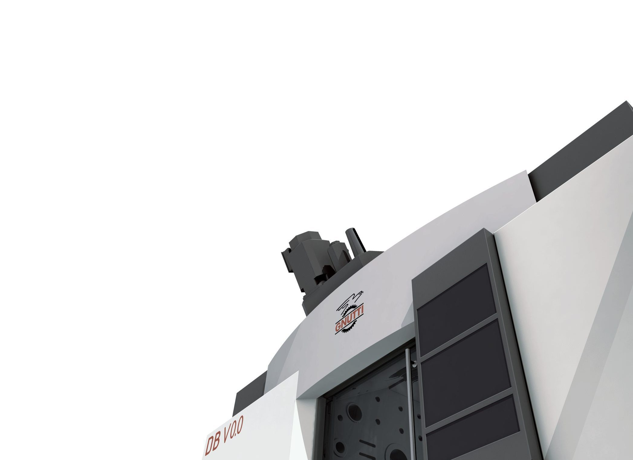 Industrial design carrozzeria macchina transfer Gnutti Transfer