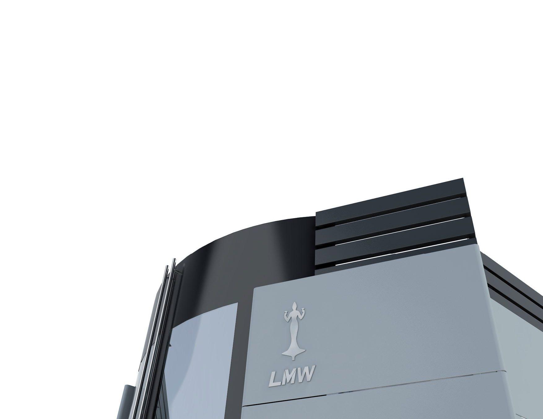 Engineering Design carrozzeria centro lavoro cnc LMV