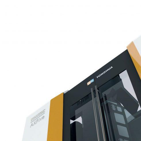 105 PORTFOLIO YONGHUA AX FIVE DESIGN CARROZZERIE PER MACCHINE UTENSILI