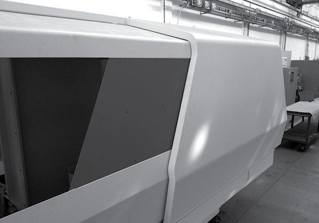 108 INTERNO BERCO LINX 2500 03 DESIGN CARROZZERIE PER MACCHINE UTENSILI