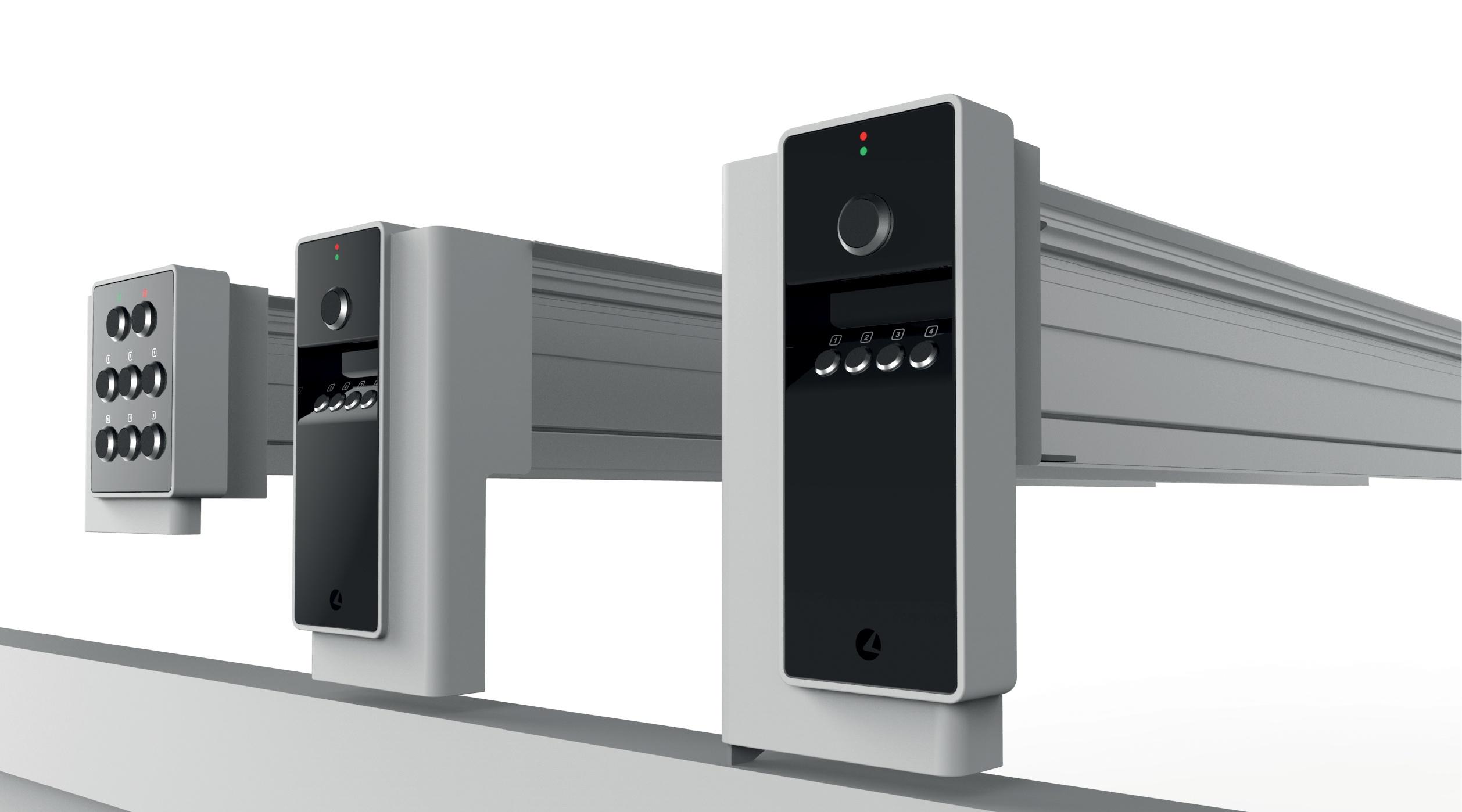 Engeenering e Design per Dispositivo di Controllo SCM Group