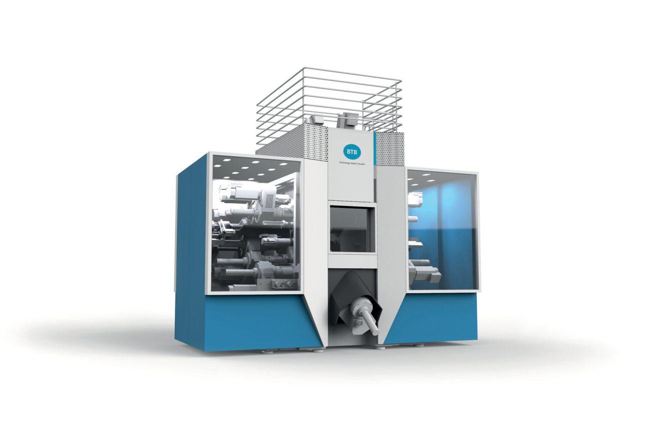 design carrozzeria Centro di Lavoro, progettazione ripari Centro di Lavoro BTB TRANSFER