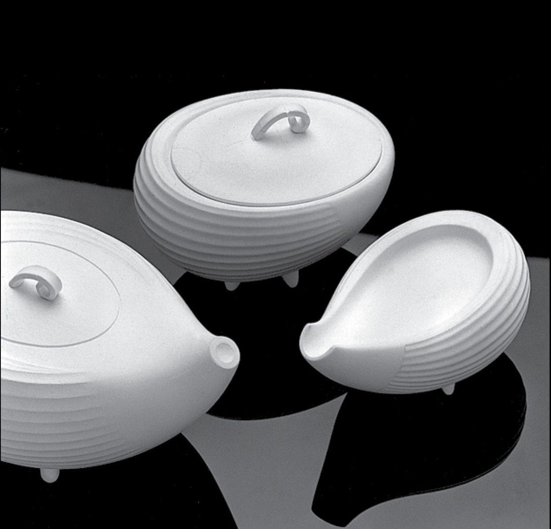 Industrial design servizio tavola in Bone China Narumi China Corp. ser. Alva