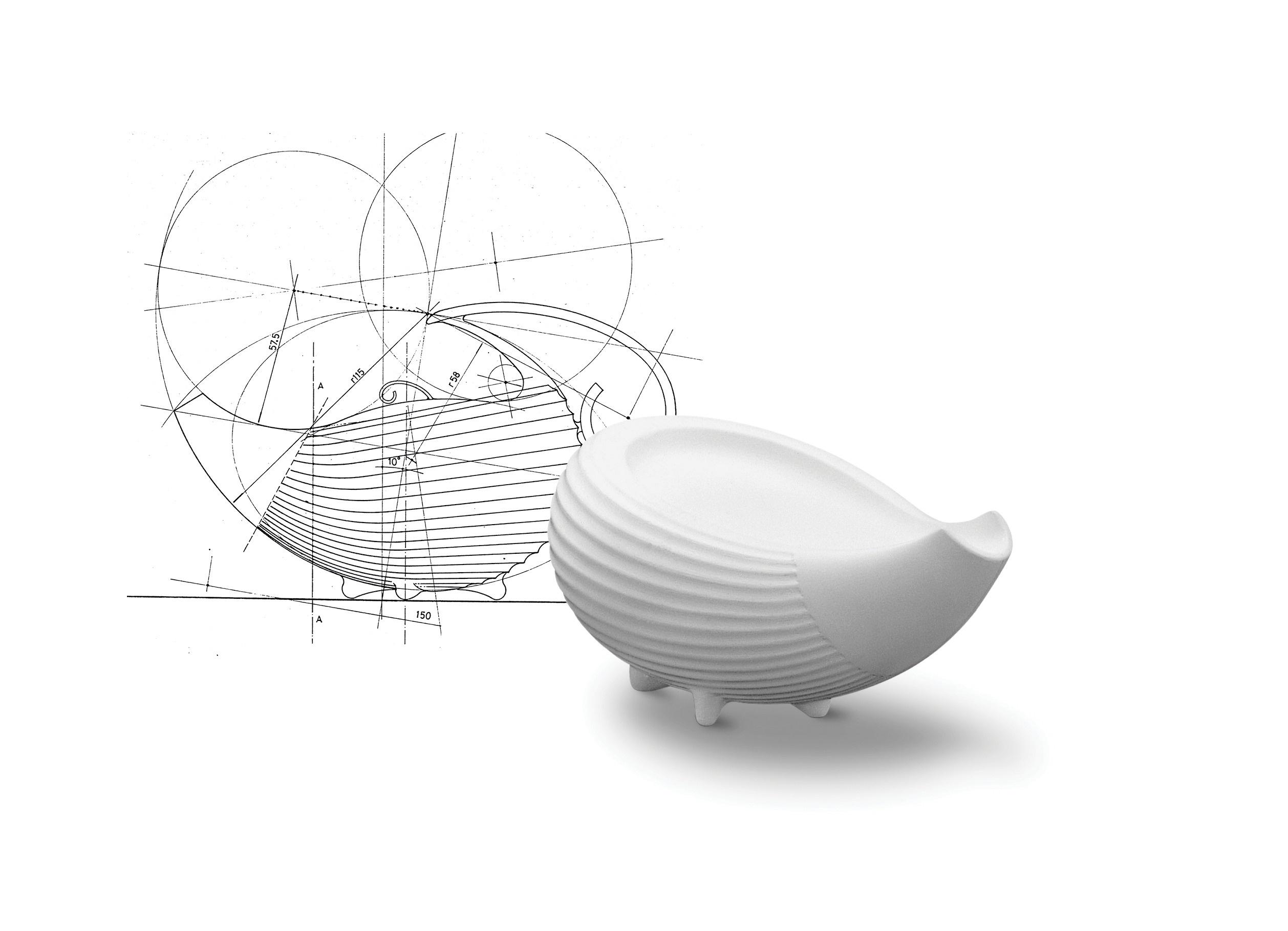 163 narumi serie alva portfolio fish form studio di design e progettazione verona