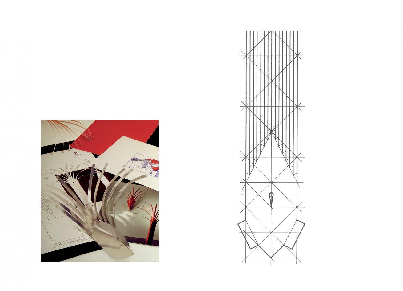 168 abitare il tempo lampada bu interno fish form studio di design e progettazione verona