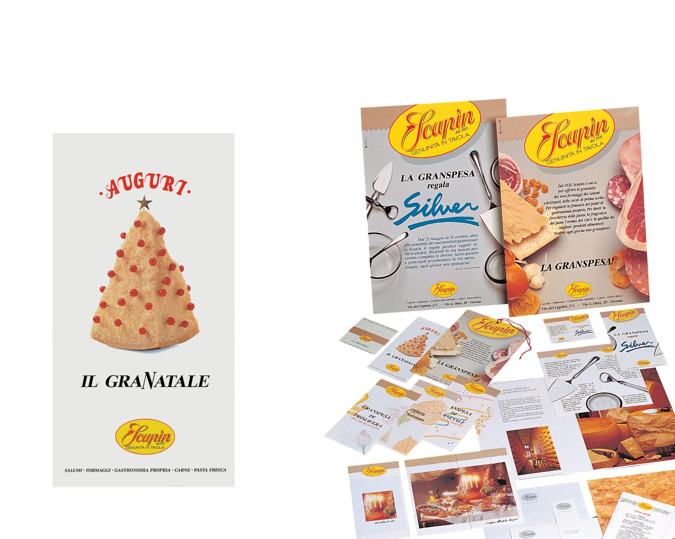 stampati commerciali art direction, gestione campagne promozionali
