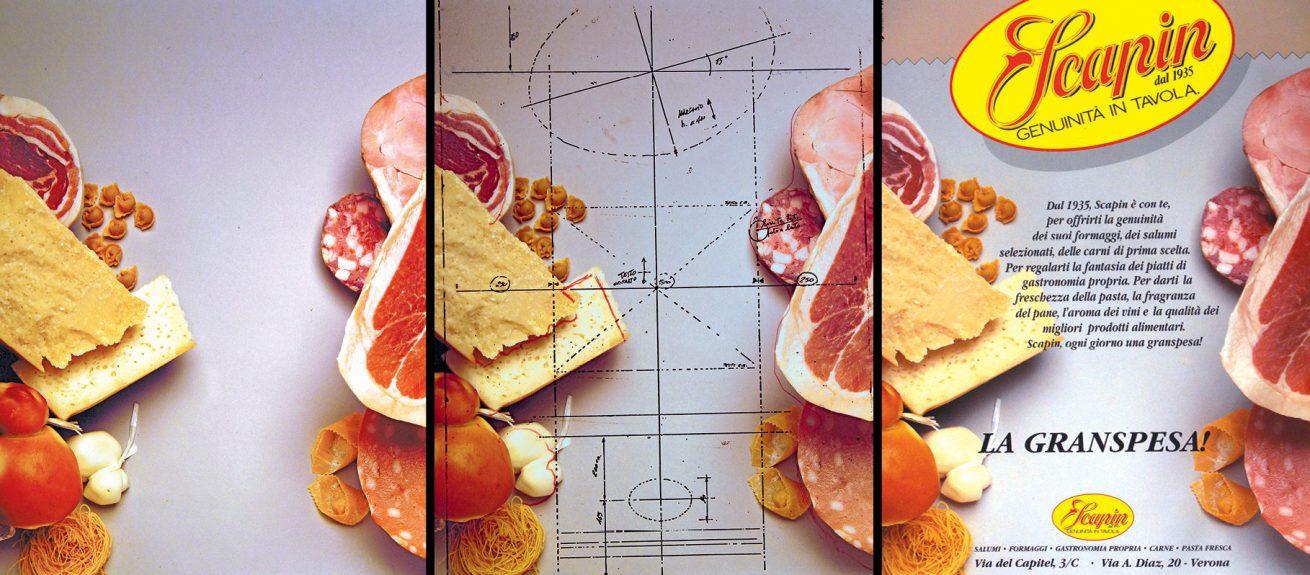 179 scapin stampati commerciali art direction interno 2 fish form studio di design e progettazione verona