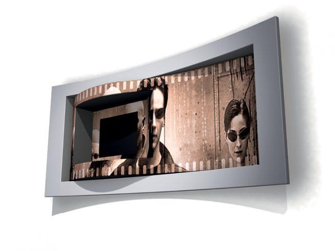 185 riello distributore videocassette interno 2 fish form studio di design e progettazione verona