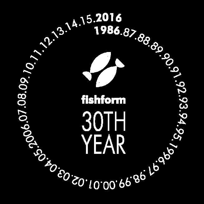 trentesimo anniversario fishform