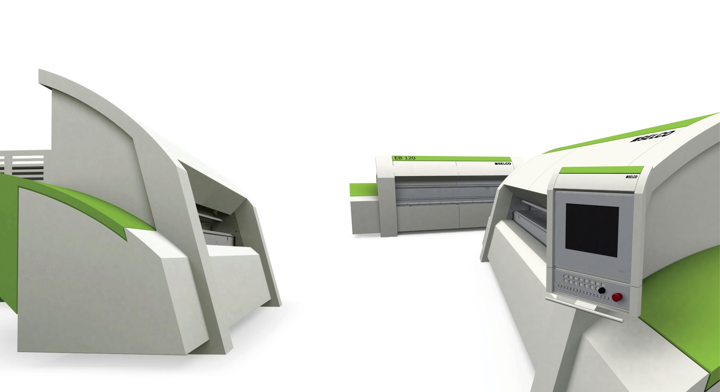 033 PORTFOLIO BIESSE SELCO EB 100 120 Industrial design delle carrozzerie per linea di macchine Pannellatrici per legno
