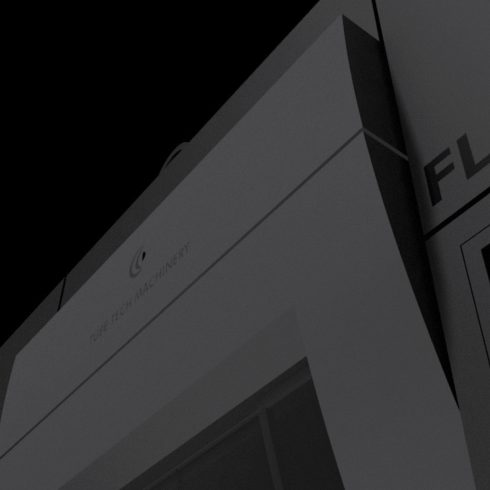 036 PORTFOLIO TTM FL 400 Industrial design ed engineering della carrozzeria per macchina Laser Tube