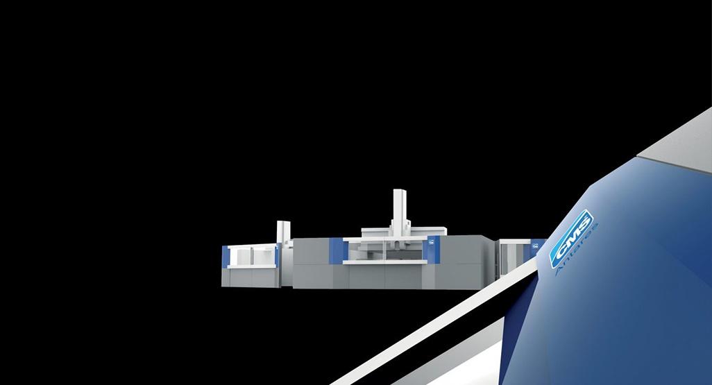 Progettazione e coordinazione stile prodotti aziendali Design Linea Prodotti CMS