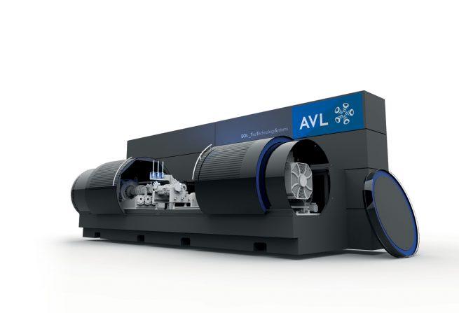 300 INTERNO AVL EOL 02 Industrial design ed engineering della carrozzeria per macchina di Controllo