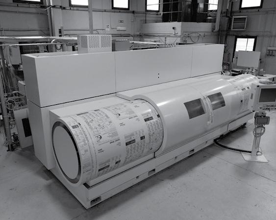 300 INTERNO AVL EOL 04 Industrial design ed engineering della carrozzeria per macchina di Controllo