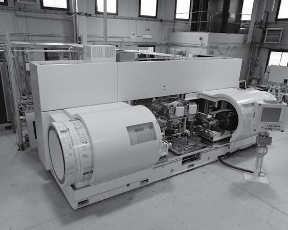 300 INTERNO AVL EOL 05 Industrial design ed engineering della carrozzeria per macchina di Controllo