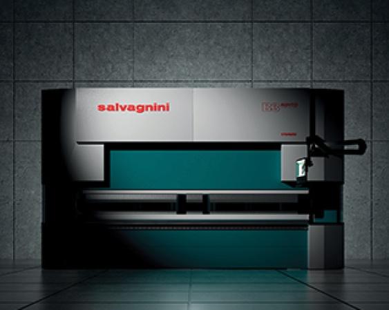 Design carrozzeria per Presse Piegatrici Salvagnini B3