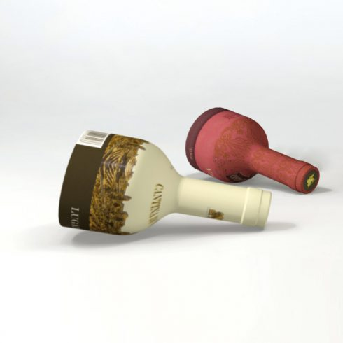 WINE LABEL CAPSULE