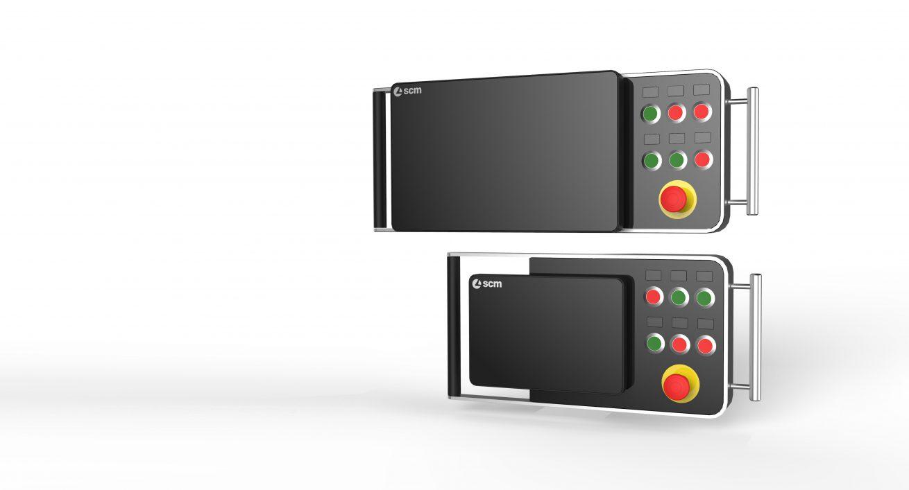 design dispositivo di controllo SCM GROUP