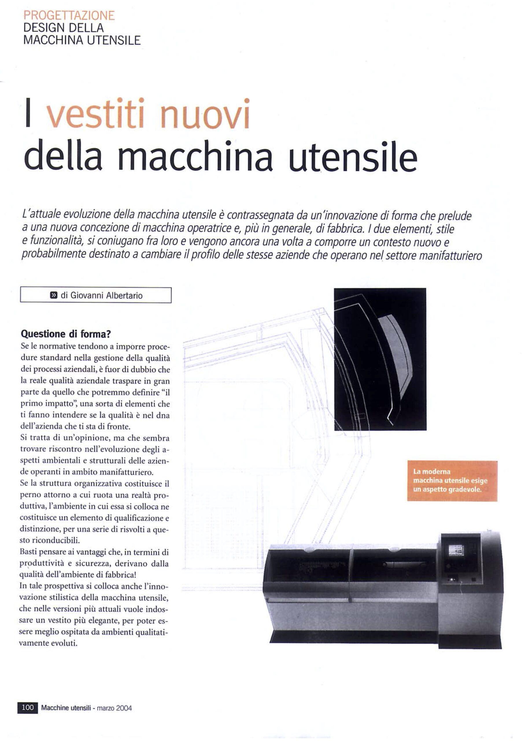 Macchine Utensili Maggio 2004 1